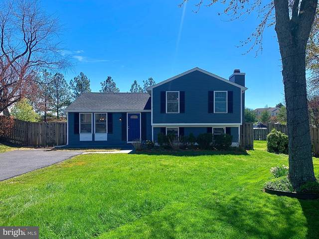 410 Cranberry Court, FREDERICK, MD 21703 (#MDFR262360) :: ExecuHome Realty