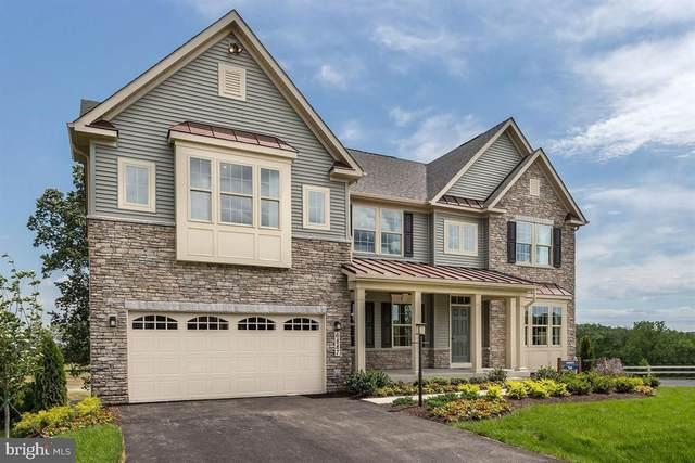 11013 Corner Stone Lane, MONROVIA, MD 21770 (#MDFR262364) :: Jim Bass Group of Real Estate Teams, LLC