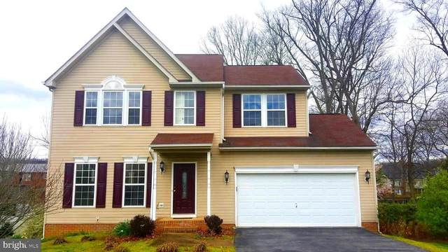 1029 Talisman Drive, MARTINSBURG, WV 25403 (#WVBE176226) :: Pearson Smith Realty