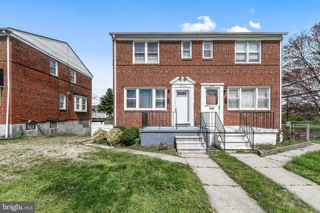 2216 Westfield Avenue, BALTIMORE, MD 21214 (#MDBA506394) :: The Team Sordelet Realty Group
