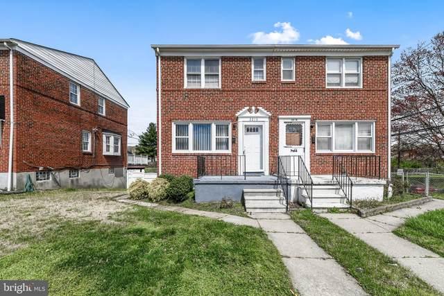 2216 Westfield Avenue, BALTIMORE, MD 21214 (#MDBA506394) :: Jim Bass Group of Real Estate Teams, LLC