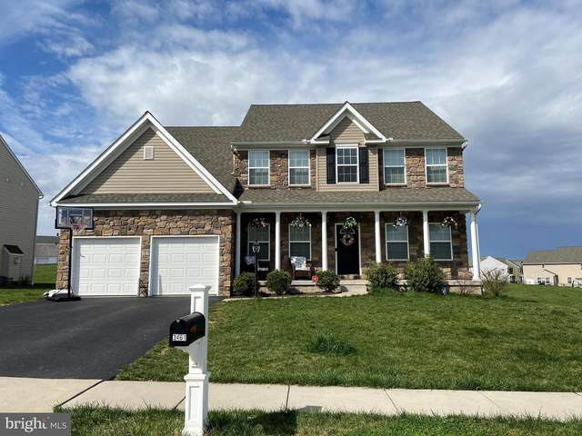 3461 E Sorrel Street, YORK, PA 17404 (#PAYK136066) :: Flinchbaugh & Associates