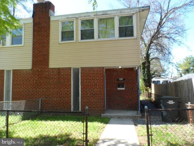 868 Eastern Avenue NE, WASHINGTON, DC 20019 (#DCDC464598) :: The Matt Lenza Real Estate Team