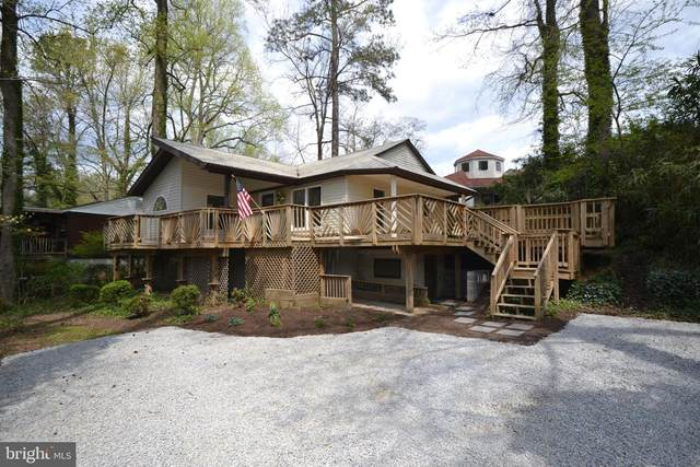 5368 Bayview Avenue, SAINT LEONARD, MD 20685 (#MDCA175682) :: Great Falls Great Homes