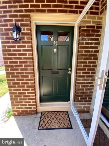 45 Turtle Creek Drive, MEDFORD, NJ 08055 (#NJBL370430) :: Certificate Homes