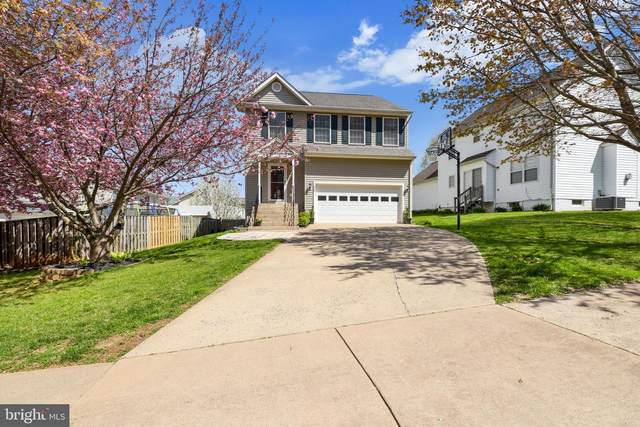 225 Breezewood Drive, WARRENTON, VA 20186 (#VAFQ165004) :: A Magnolia Home Team