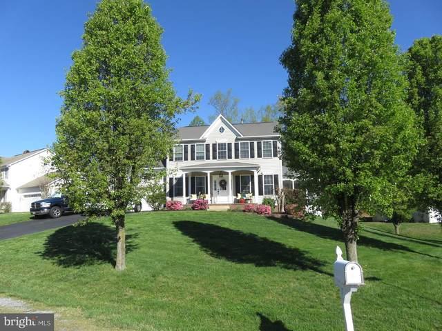 6110 W Melody Court, FREDERICKSBURG, VA 22407 (#VASP220904) :: Seleme Homes