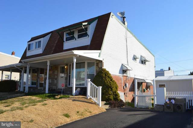 1023 Foster Street, PHILADELPHIA, PA 19116 (#PAPH887256) :: Better Homes Realty Signature Properties