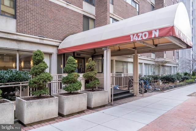 1420 N Street NW T5, WASHINGTON, DC 20005 (#DCDC464612) :: Arlington Realty, Inc.