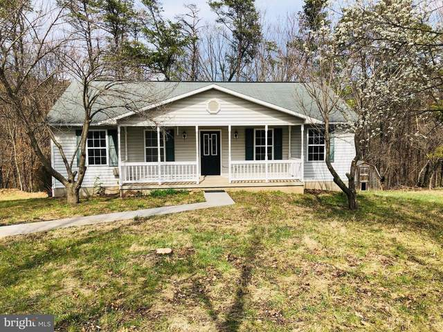 1590 Hollow Road, GORE, VA 22637 (#VAFV156724) :: ExecuHome Realty