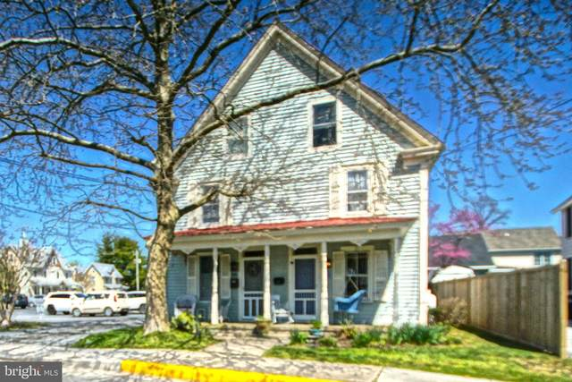 113 W 4TH Street, LEWES, DE 19958 (#DESU159310) :: Atlantic Shores Sotheby's International Realty