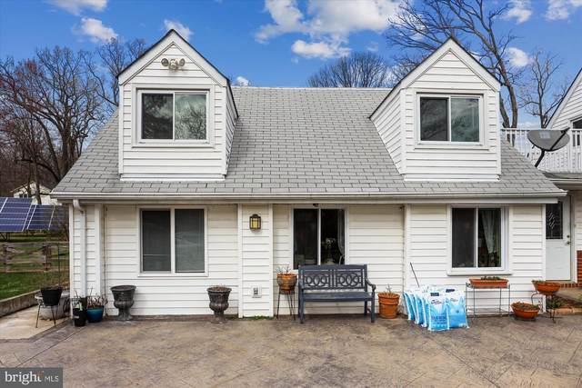 4401 Oak Hill Road A, ROCKVILLE, MD 20853 (#MDMC702854) :: Jim Bass Group of Real Estate Teams, LLC