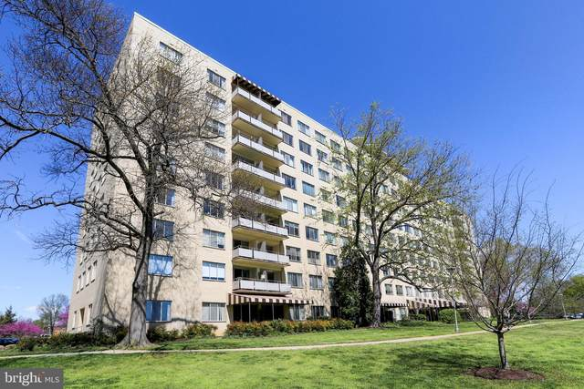 6631 Wakefield Drive #318, ALEXANDRIA, VA 22307 (#VAFX1121642) :: Coleman & Associates