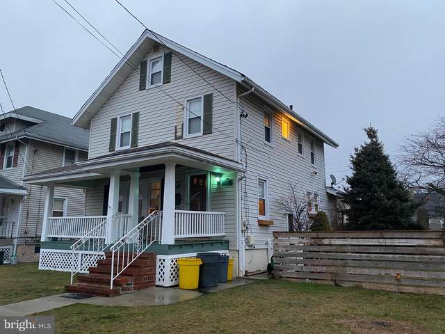 142 Lillian Avenue, TRENTON, NJ 08610 (#NJME294140) :: Keller Williams Real Estate