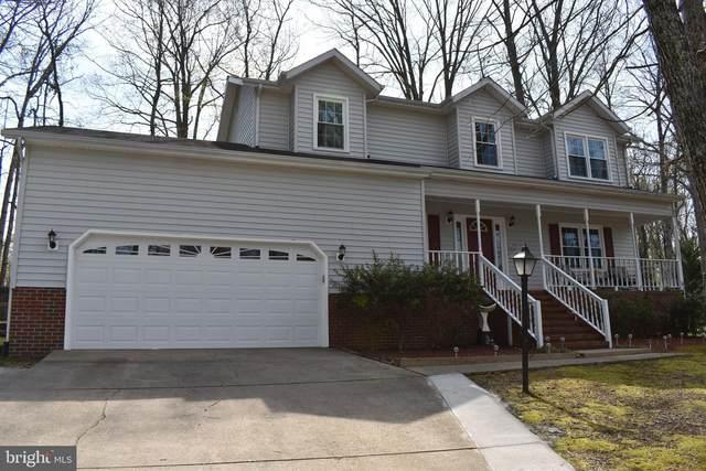 6320 Forest Grove Drive, FREDERICKSBURG, VA 22407 (#VASP220924) :: Seleme Homes