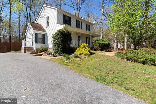 10624 Cobblestone Drive, SPOTSYLVANIA, VA 22553 (#VASP220926) :: Seleme Homes