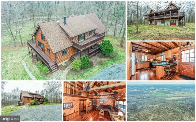 8423 Hornets Nest Road, EMMITSBURG, MD 21727 (#MDFR262396) :: The Redux Group