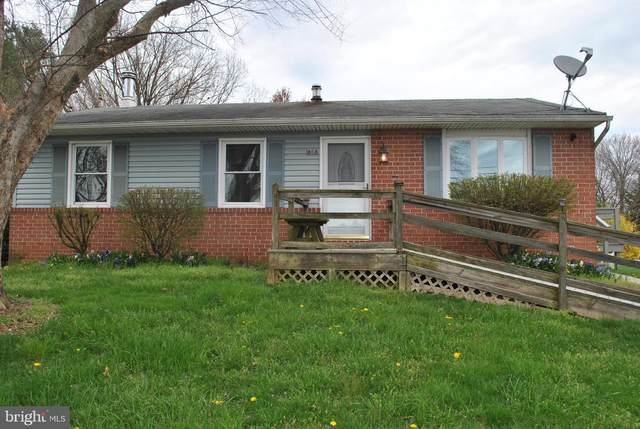 818 Uniontown Road, WESTMINSTER, MD 21158 (#MDCR195786) :: Dart Homes