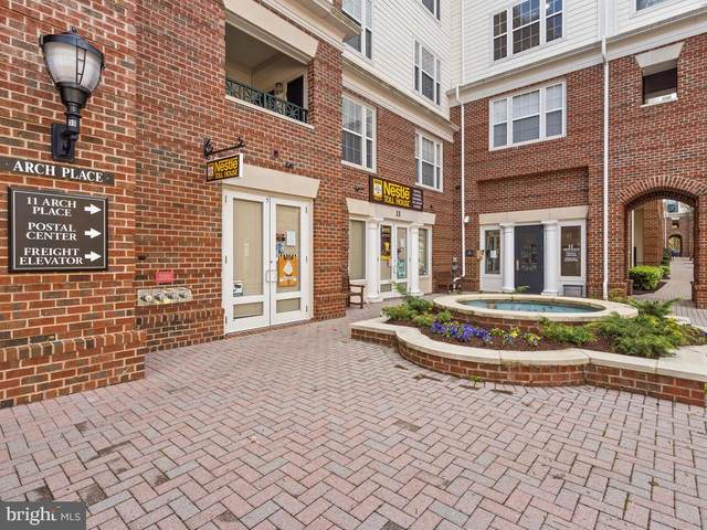 11 Arch Place #473, GAITHERSBURG, MD 20878 (#MDMC702866) :: Bob Lucido Team of Keller Williams Integrity