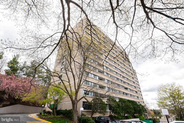 5911 Edsall Road #813, ALEXANDRIA, VA 22304 (#VAAX245194) :: Bruce & Tanya and Associates