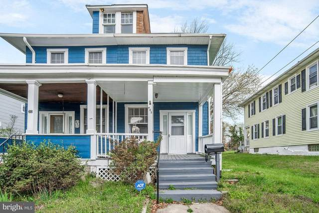 402 Rossiter Avenue, BALTIMORE, MD 21212 (#MDBA506438) :: Arlington Realty, Inc.
