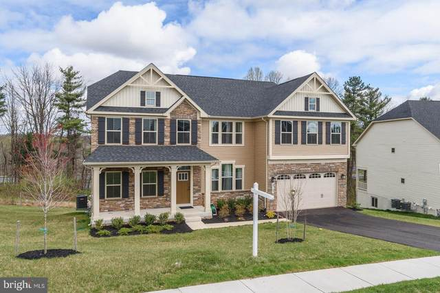 4767 De Invierno Place, MOUNT AIRY, MD 21771 (#MDFR262400) :: Bob Lucido Team of Keller Williams Integrity