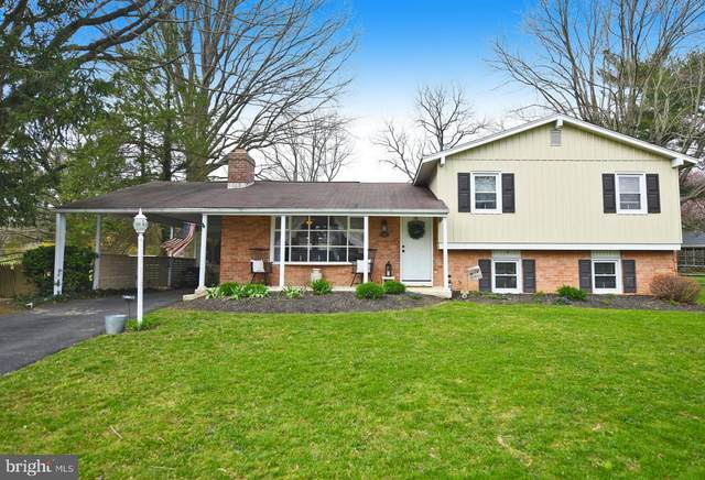4 Colonial Court, BEL AIR, MD 21014 (#MDHR245426) :: Advance Realty Bel Air, Inc