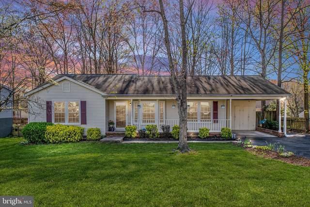 11711 Pierce Court, FREDERICKSBURG, VA 22407 (#VASP220940) :: Seleme Homes