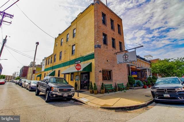1229 Hull Street, BALTIMORE, MD 21230 (#MDBA506448) :: Arlington Realty, Inc.