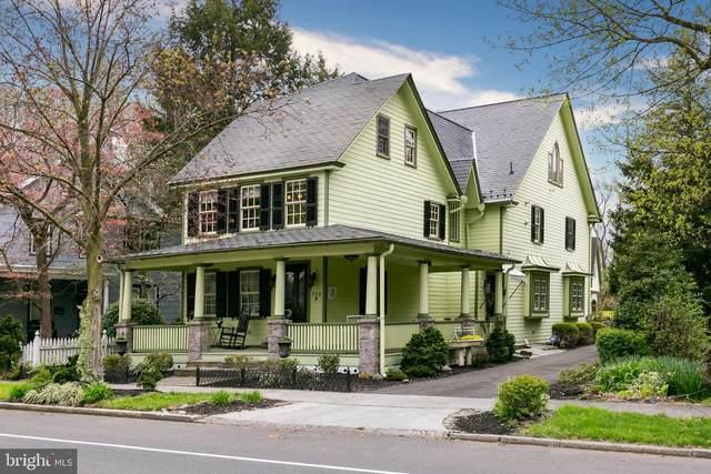 328 W Main Street, MOORESTOWN, NJ 08057 (#NJBL370474) :: Linda Dale Real Estate Experts