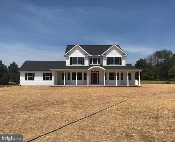0 Tiley Road, ASHLAND, PA 17921 (#PASK130354) :: The Joy Daniels Real Estate Group