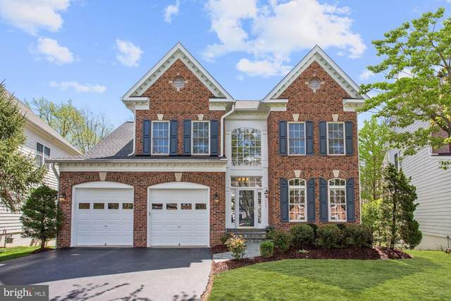 4337 Amnesty Place, FAIRFAX, VA 22030 (#VAFC119648) :: The Licata Group/Keller Williams Realty