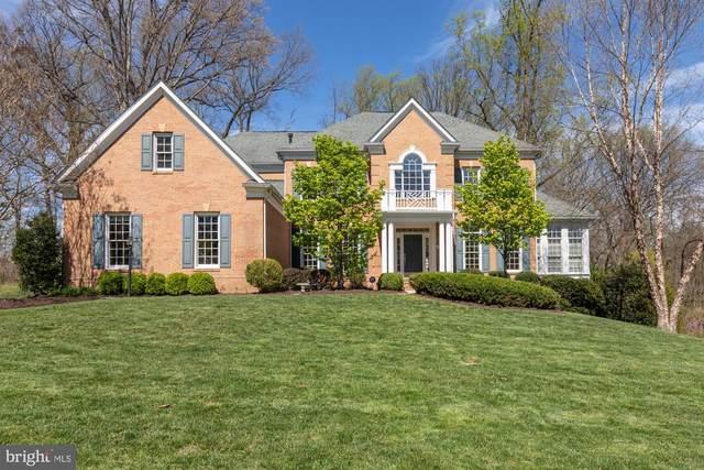 8608 Morningside Woods Place, FAIRFAX, VA 22031 (#VAFX1121744) :: A Magnolia Home Team