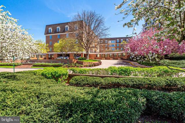 8101 Connecticut Avenue N-102, CHEVY CHASE, MD 20815 (#MDMC702930) :: Jennifer Mack Properties