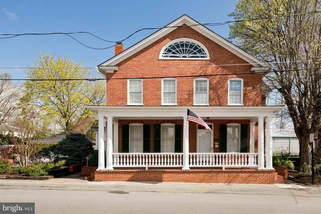 124 W Fairfax Lane, WINCHESTER, VA 22601 (#VAWI114204) :: The MD Home Team