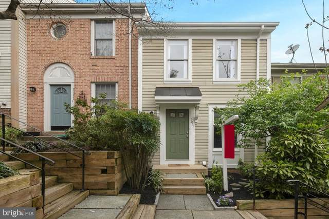 5051 9TH Street S, ARLINGTON, VA 22204 (#VAAR161210) :: Arlington Realty, Inc.
