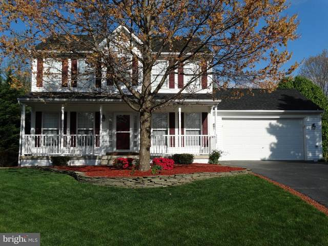 3509 Lancaster Ring Road, FREDERICKSBURG, VA 22408 (#VASP220962) :: Cristina Dougherty & Associates