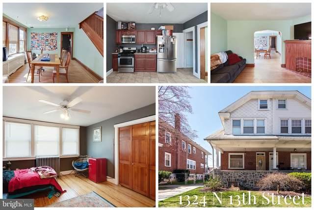 1324 N 13TH Street, READING, PA 19604 (#PABK356768) :: Iron Valley Real Estate
