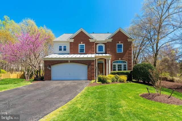 8886 Crosspointe Glen Way, LORTON, VA 22079 (#VAFX1121840) :: Eng Garcia Properties, LLC