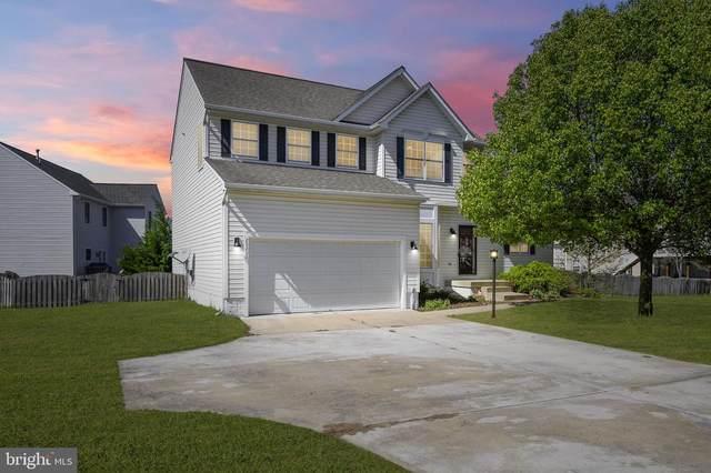 23215 Triple Crown Drive, RUTHER GLEN, VA 22546 (#VACV121984) :: RE/MAX Cornerstone Realty