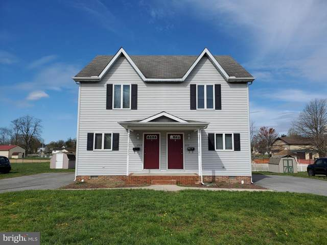 220-222 Columbia Street, MILFORD, DE 19963 (#DESU159374) :: RE/MAX Coast and Country