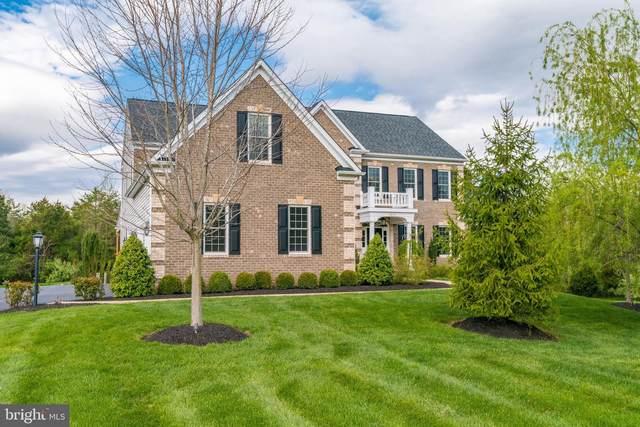 9816 Goldenberry Hill Lane, MANASSAS, VA 20112 (#VAPW492138) :: Arlington Realty, Inc.