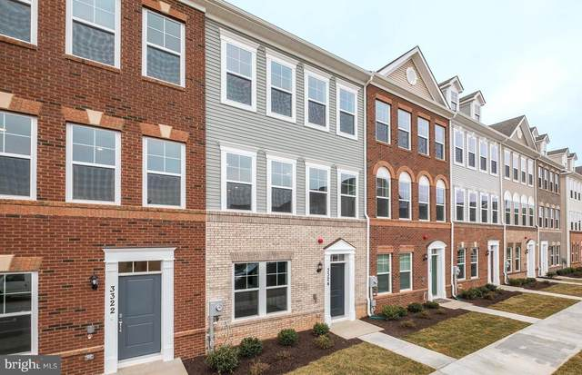 3324 Provider Way #66, GERMANTOWN, MD 20874 (#MDMC702994) :: Dart Homes
