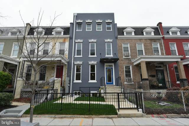 1167 Morse Street NE #1, WASHINGTON, DC 20002 (#DCDC464784) :: Corner House Realty