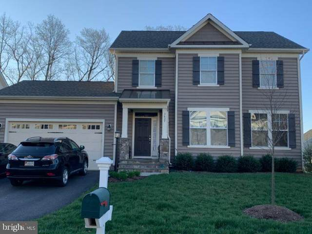 3637 Dockside Drive, WARRENTON, VA 20187 (#VAFQ165034) :: A Magnolia Home Team