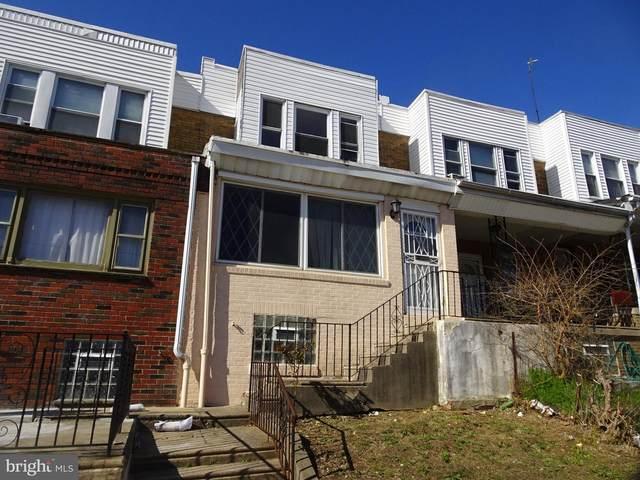 2538 S 64TH Street, PHILADELPHIA, PA 19142 (#PAPH887602) :: Shamrock Realty Group, Inc