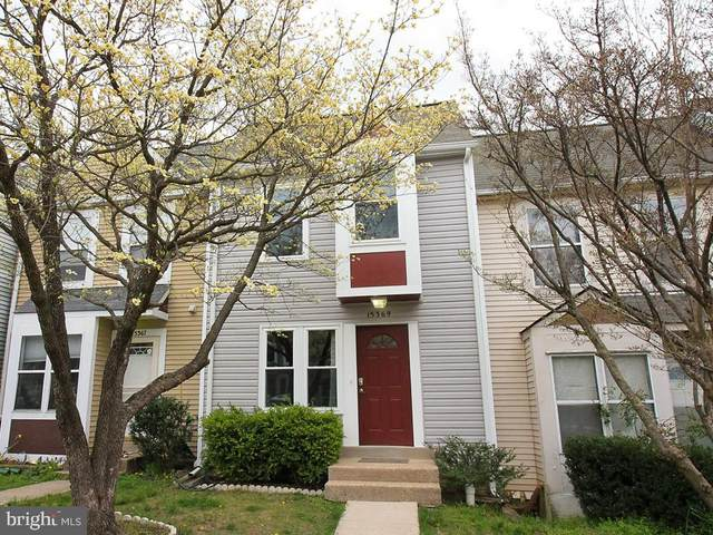 15369 Gatehouse Terrace, WOODBRIDGE, VA 22191 (#VAPW492150) :: A Magnolia Home Team