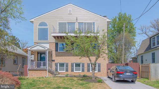 3305 22ND Street N, ARLINGTON, VA 22201 (#VAAR161230) :: Arlington Realty, Inc.