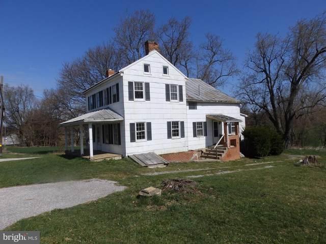 1743 Sykesville Road, WESTMINSTER, MD 21157 (#MDCR195806) :: Dart Homes