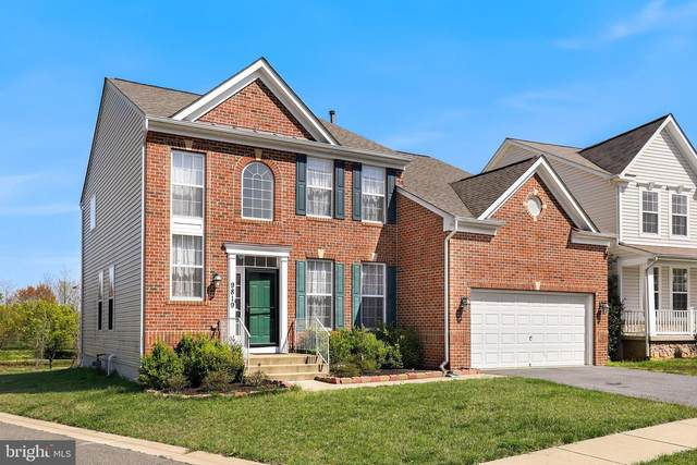 9819 Traver Street, BOWIE, MD 20721 (#MDPG564908) :: The Bob & Ronna Group